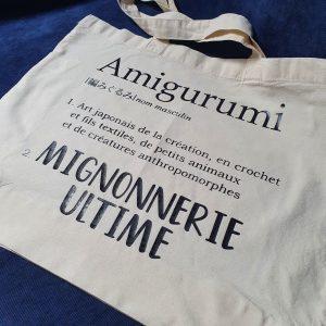 Sac Définition : Amigurumi