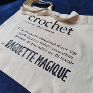 Sac Définition : Crochet